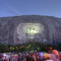Stone Mountain, Atlanta, Georgia, USA