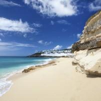 Cupecoy Beach, St. Maarten, Carribean