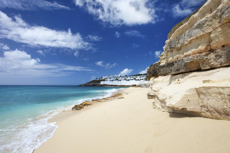 Cupecoy Beach, St. Maarten, Carribean