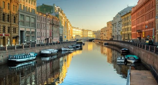 Sankt Petersburg - das Venedig Russlands - Reise