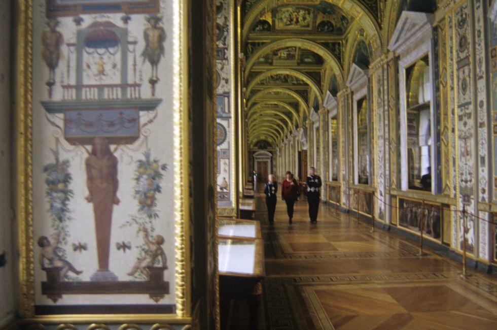 hermitage, st. petersburg russia