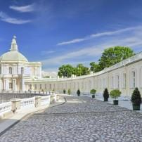 Menshikov Palace, St. Petersburg, Russia