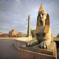 Sphinx , Saint-Petersburg, Russia