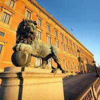 Royal Palace, Old Town, Stockholm, Sweden