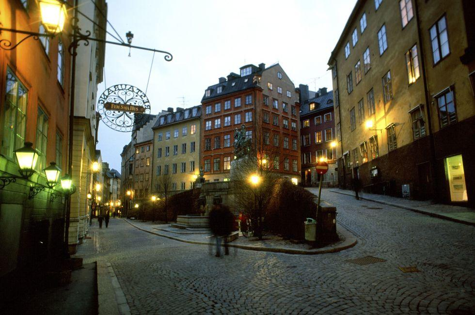 Fodor S Stockholm Restaurants