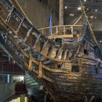 The Vasa Museum, Stockholm, Sweden