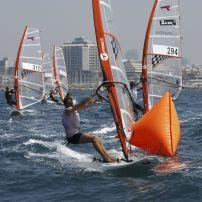Windsurfing, Championship, Tel-Aviv, Israel