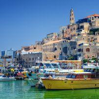 Yaffo Port, Tel Aviv, Israel