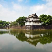 Outer Tower, Imperial Palace and Government District, Tokyo, Japan