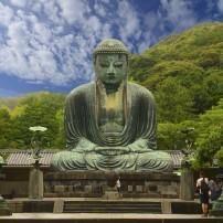 The Great Buddha, Kamakura, Tokyo, Japan