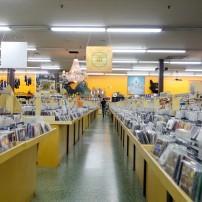 Music Store, Toronto, Canada