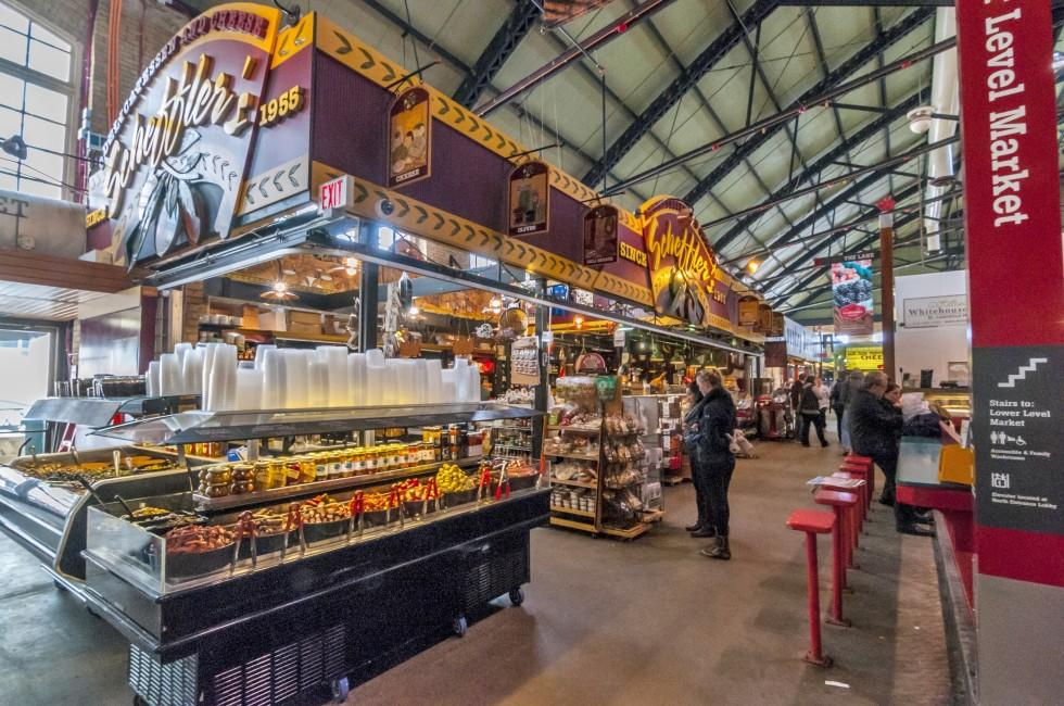 St. Lawrence Market,  Downtown, Toronto, Canada