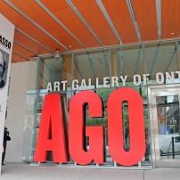 The Art Gallery of Ontario, Downtown, Toronto, Canada
