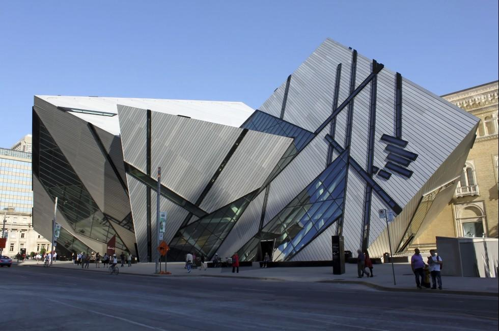 The Royal Ontario Museum, Toronto, Ontario, Canada