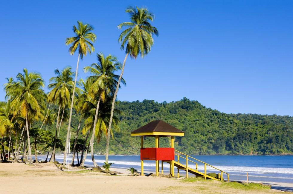 Maracas Bay, Trinidad, Caribbean