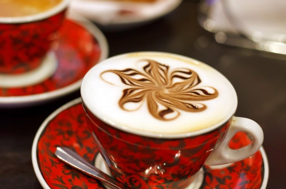 Cappuccino, Vienna, Austria