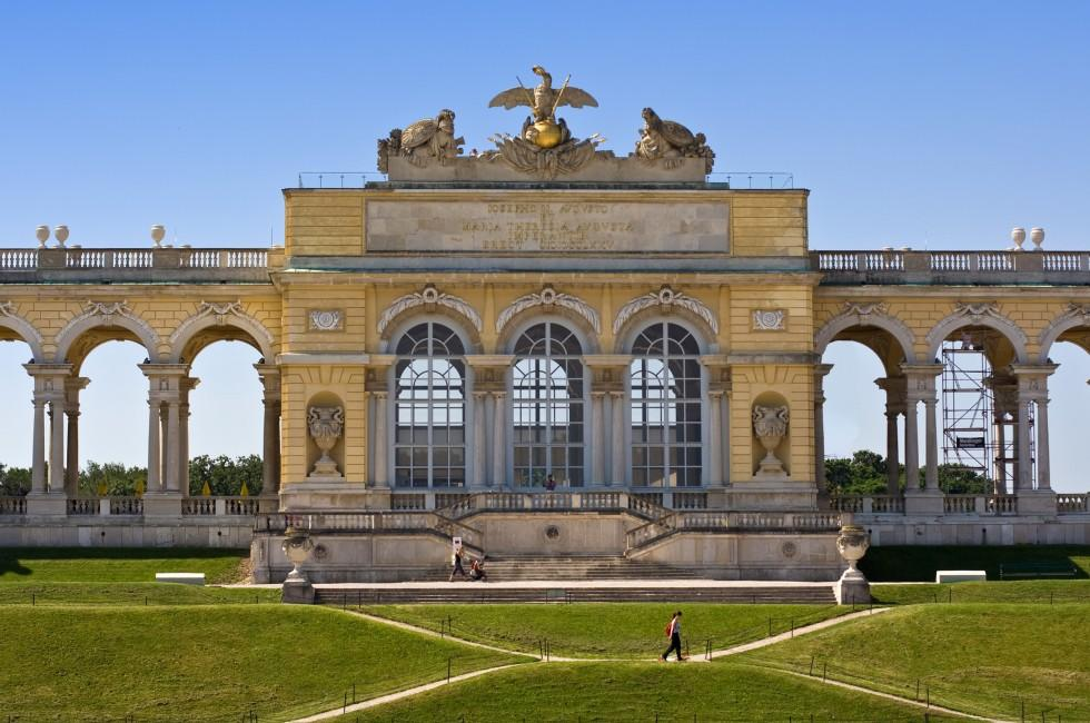 Gloriette, Schonbrunn Palace, Vienna