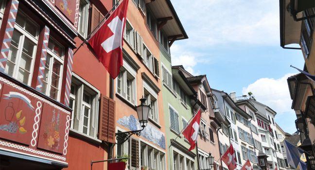 Главные достопримечательности Цюриха
