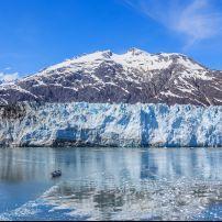 Margerie Glacier, Glacier Bay National Park and Preserve; The Inside Passage, Alaska, North America