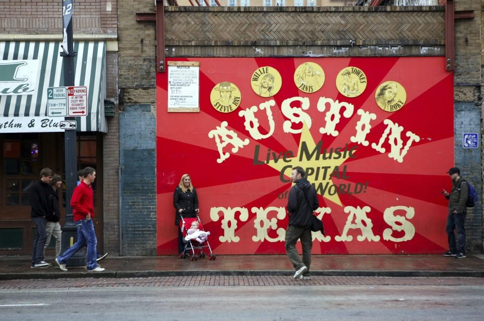 South by Southwest, Austin, Texas, USA