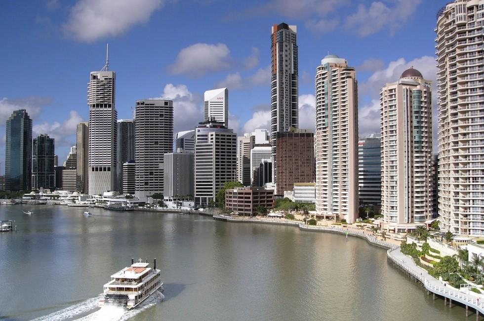 Skyline, Brisbane, Queensland, Australia