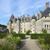 Village, Exterior, Castle of Langeais, Langeais, The Loire Valley, France