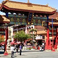 Chinatown, Victoria, Canada