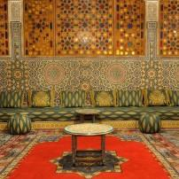 Lounge, Marrakech, Morocco