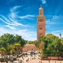 Main Square, Old Medina, Marrakesh, Morocco