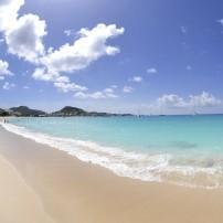 Beach, St. Martin, Caribbean