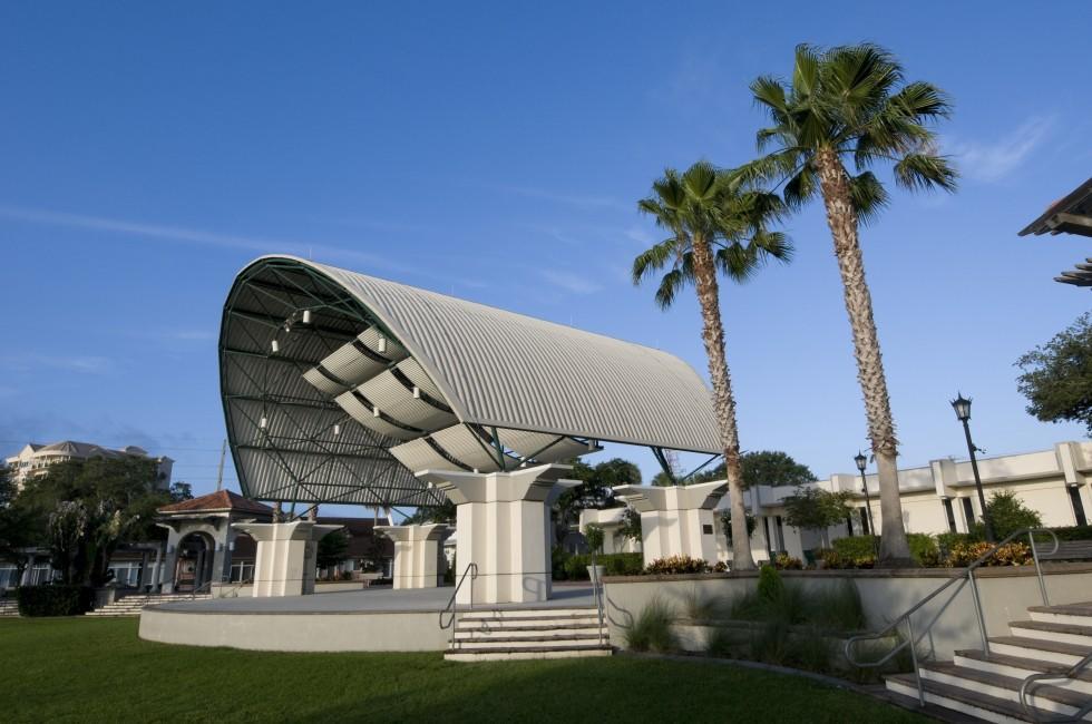 Theater, Cocoa, Florida, USA