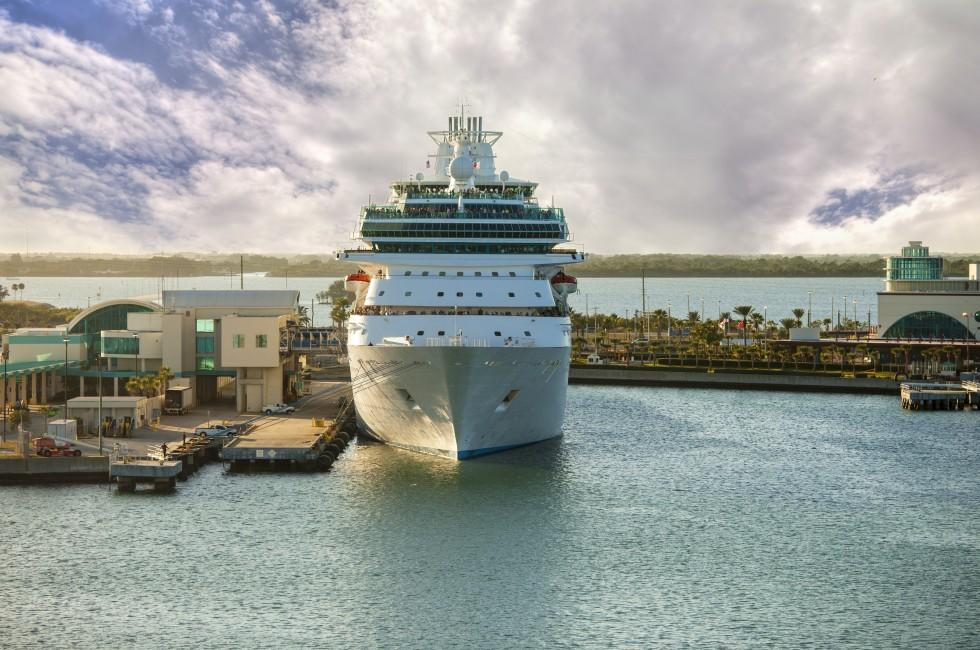 Cruise, Dock, Port Canaveral, Cape Canaveral, Florida, USA