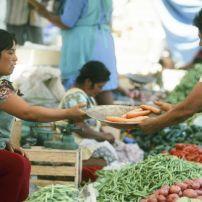 Abastos Market, Oaxaca, Mexico