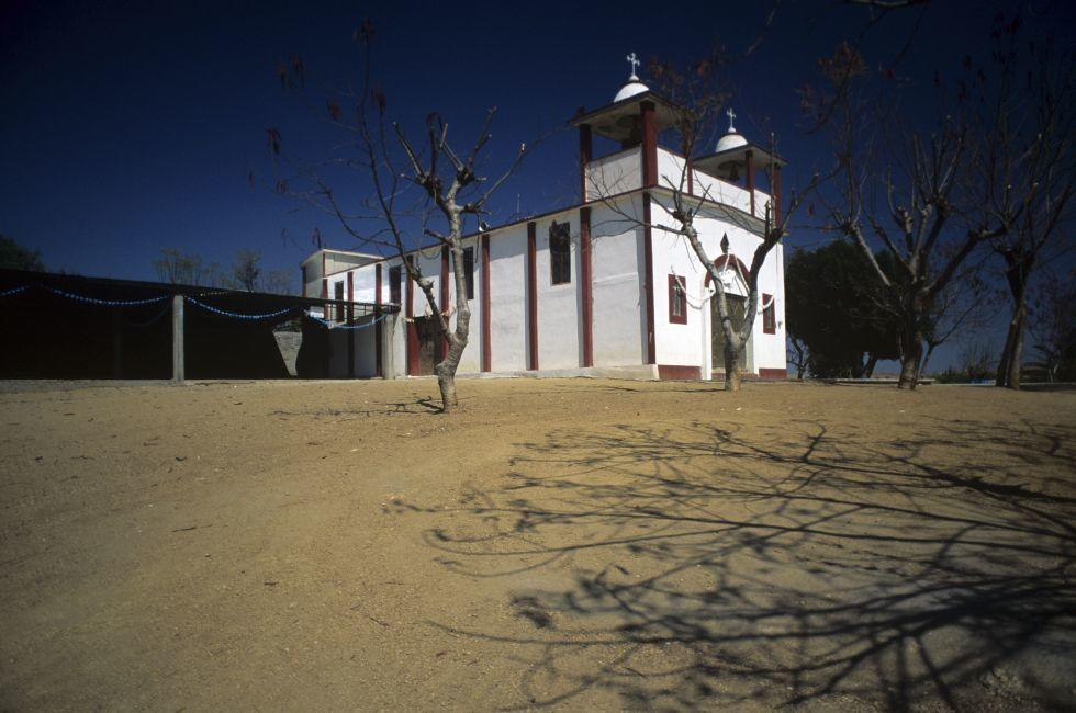 Chapel, Oaxaca, Mexico