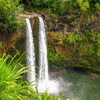 Manawaiopuna Falls, Kauai, Hawaii