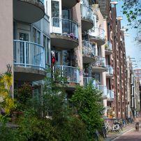 Realeneiland, Amsterdam, Holland
