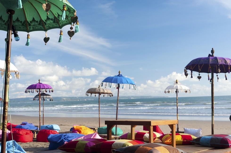 Beach, Kuta, Bali