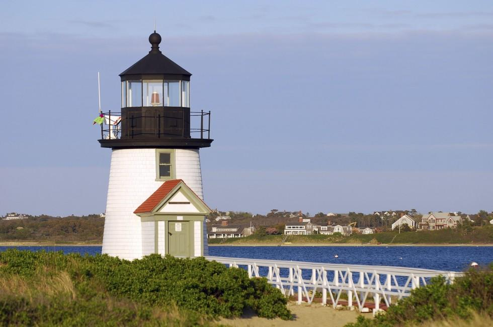 Nantucket Lighthouse, Nantucket, Massachusetts, USA