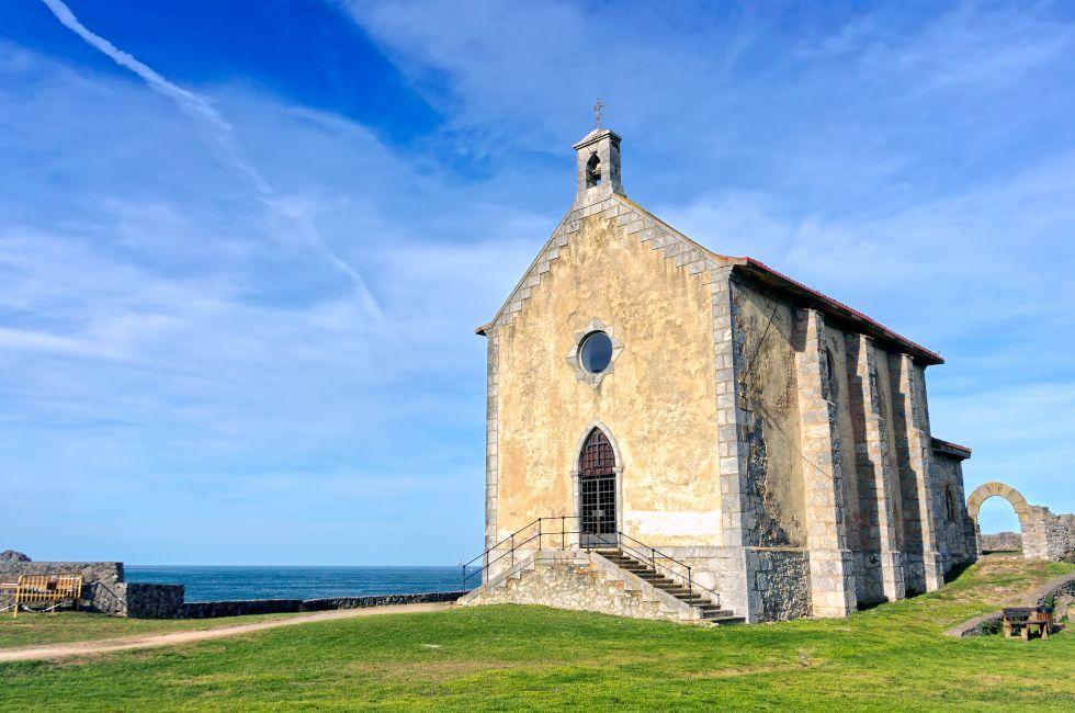 Santa Catalina, Mudaka, Basque Country, Spain