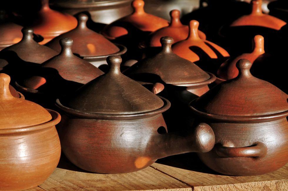 Pottery, Pomaire, Santiago, Chile