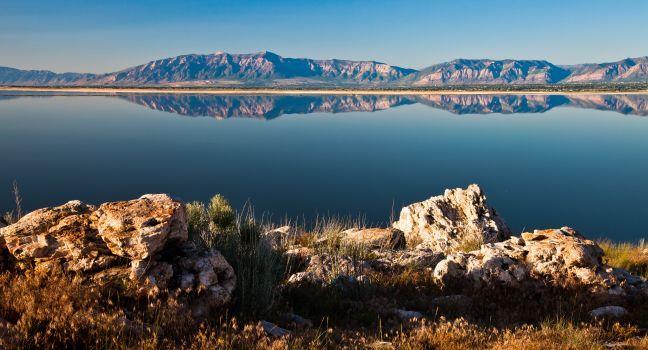 Antelope Island - Wikipedia