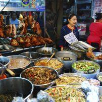 Yaowarat Road, Chinatown, Bangkok, Thailand, Asia.