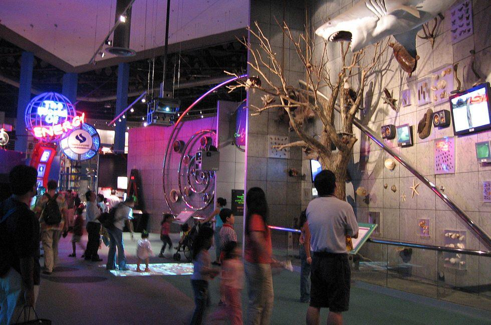 Singapore Science Centre, Greater Singapore, Singapore, Asia.