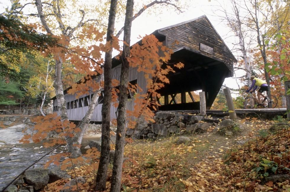 Kancamagus, New Hampshire, USA