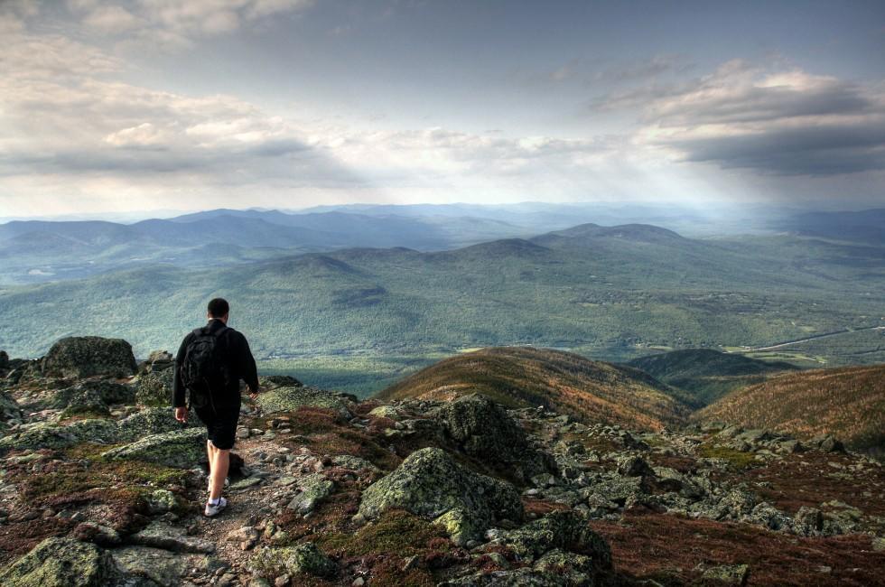 Mount Adams, White Mountains, New Hampshire, USA
