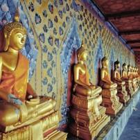Statue, Buddhism, Wat Arun Temple, Bangkok, Thailand