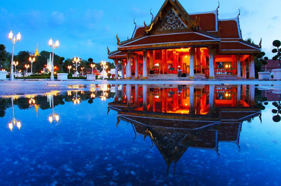 travel destinations asia vaccinations thailand