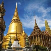 The Beautiful Temple, Bangkok, Thailand