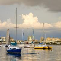 Boats, Harbor, The Tampa Bay Area, Florida, USA
