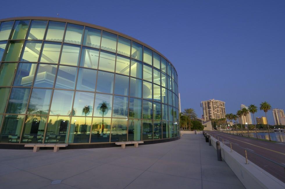 Mahaffey Theater, St. Petersburg, The Tampa Bay Area, Florida, USA